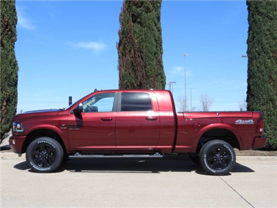 2018 Ram 2500 Mega Cab 4x4, Pickup #JG212868 - photo 4