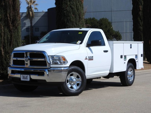 2018 Ram 2500 Regular Cab, Knapheide Standard Service Body #JG215380 - photo 3