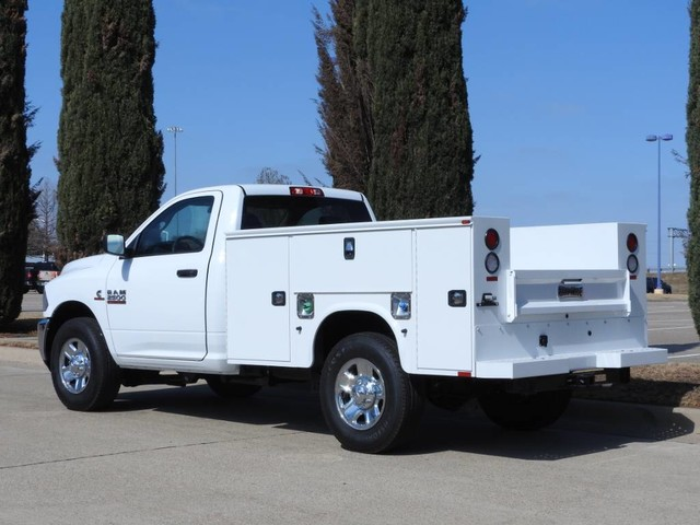2018 Ram 2500 Regular Cab, Knapheide Standard Service Body #JG215380 - photo 2