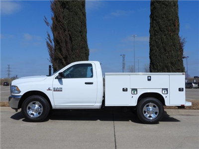 2018 Ram 2500 Regular Cab, Knapheide Standard Service Body #JG215380 - photo 4