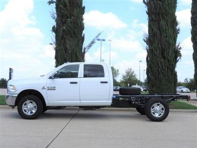 2018 Ram 3500 Crew Cab 4x4,  Cab Chassis #JG239586 - photo 3