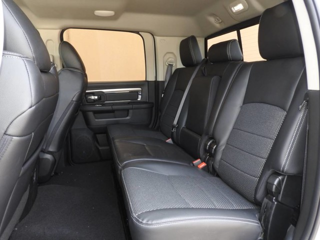 2018 Ram 2500 Mega Cab 4x4,  Pickup #JG307552 - photo 18