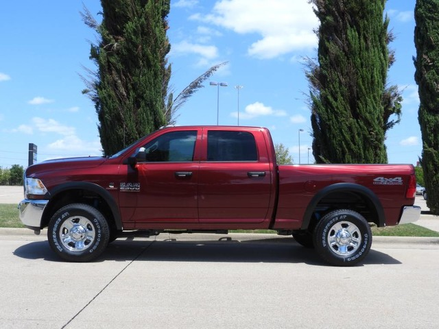 2018 Ram 2500 Crew Cab 4x4,  Pickup #JG327171 - photo 3