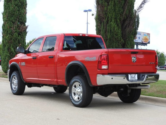 2018 Ram 2500 Crew Cab 4x4,  Pickup #JG327172 - photo 2