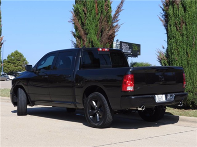 2018 Ram 1500 Crew Cab, Pickup #JS147325 - photo 2