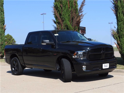 2018 Ram 1500 Crew Cab, Pickup #JS147325 - photo 11