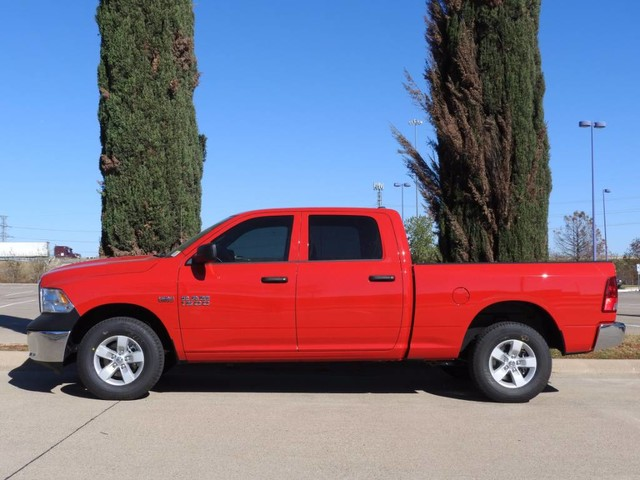 2018 Ram 1500 Crew Cab 4x4, Pickup #JS185629 - photo 4