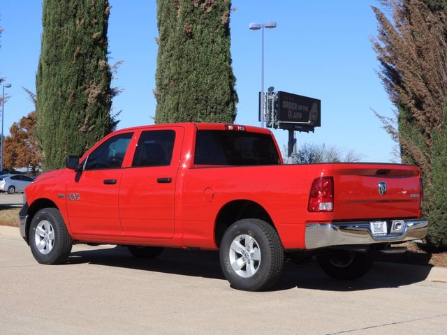 2018 Ram 1500 Crew Cab 4x4,  Pickup #JS185629 - photo 2