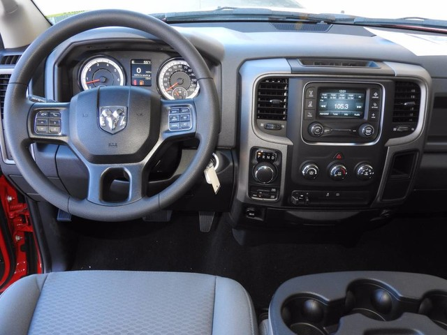 2018 Ram 1500 Crew Cab 4x4, Pickup #JS185629 - photo 10