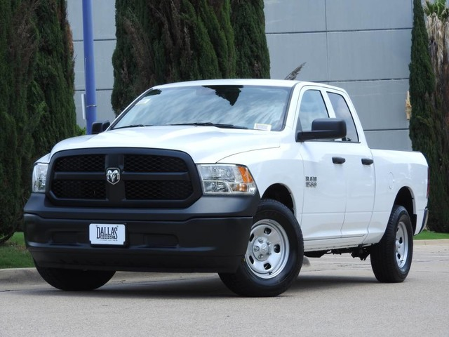 2018 Ram 1500 Quad Cab 4x2,  Pickup #JS296643 - photo 3