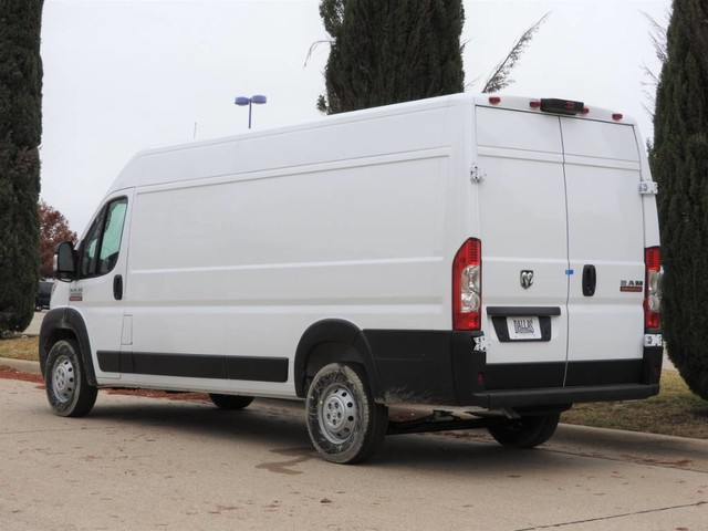 2019 ProMaster 3500 High Roof FWD,  Empty Cargo Van #KE508776 - photo 3