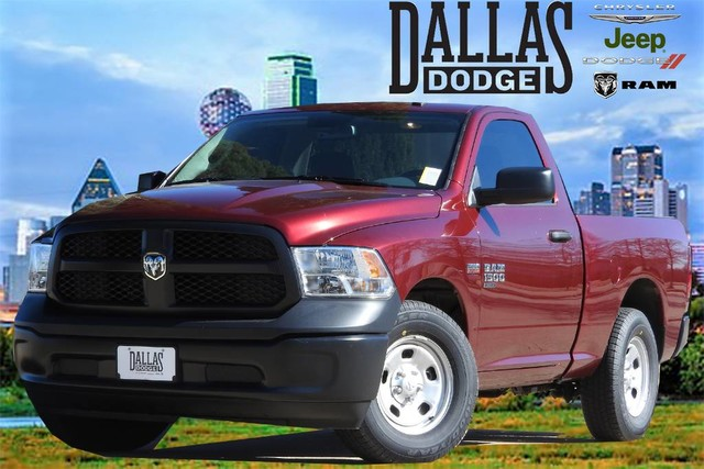 2019 Ram 1500 Regular Cab 4x2,  Pickup #KG510575 - photo 1