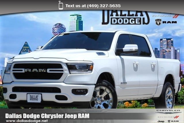 2019 Ram 1500 Crew Cab 4x4,  Pickup #KN533166 - photo 1