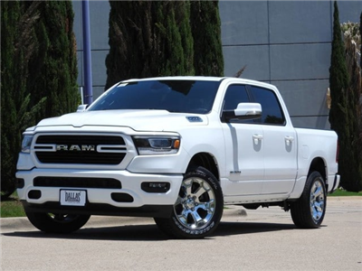 2019 Ram 1500 Crew Cab 4x4,  Pickup #KN533166 - photo 3
