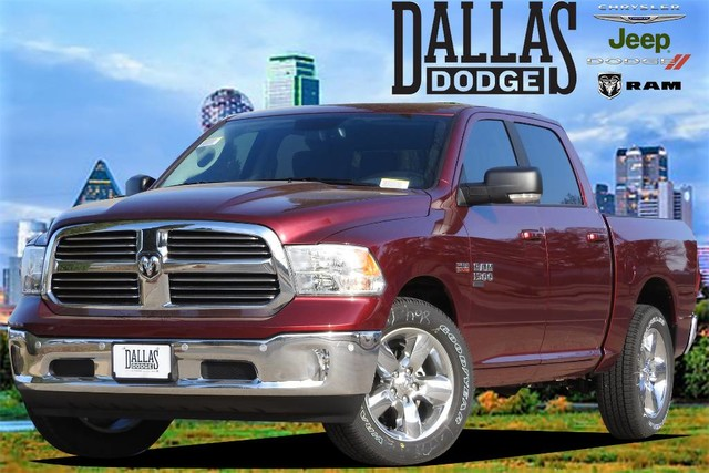 2019 Ram 1500 Crew Cab 4x2,  Pickup #KS564105 - photo 1