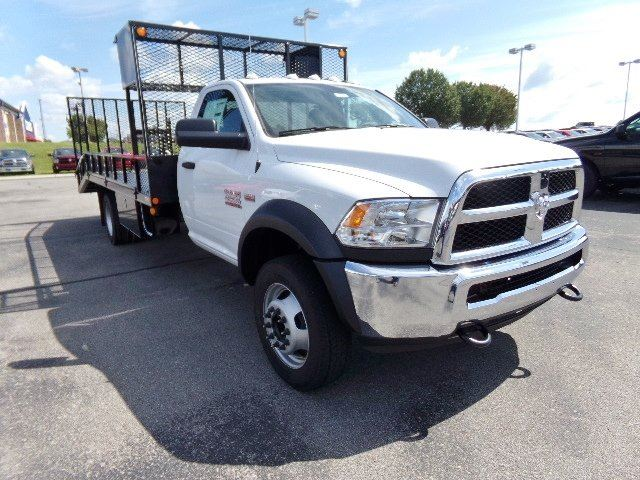 2017 Ram 4500 Regular Cab DRW, Wil-Ro, Inc. Dovetail Landscape #16356 - photo 4