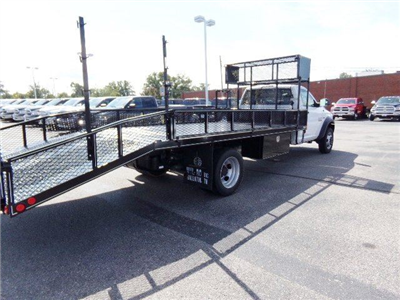 2017 Ram 4500 Regular Cab DRW, Wil-Ro, Inc. Dovetail Landscape #16356 - photo 7