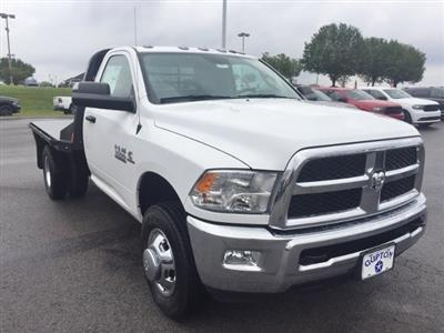 2018 Ram 3500 Regular Cab DRW 4x4,  CM Truck Beds RD Model Platform Body #16422 - photo 6