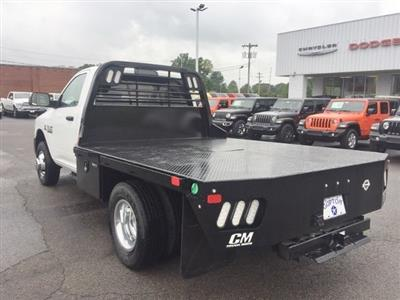 2018 Ram 3500 Regular Cab DRW 4x4,  CM Truck Beds RD Model Platform Body #16422 - photo 2