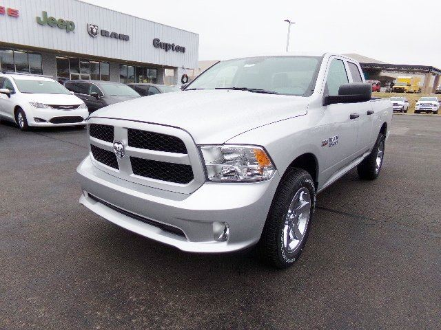 2018 Ram 1500 Quad Cab 4x4, Pickup #16497 - photo 1