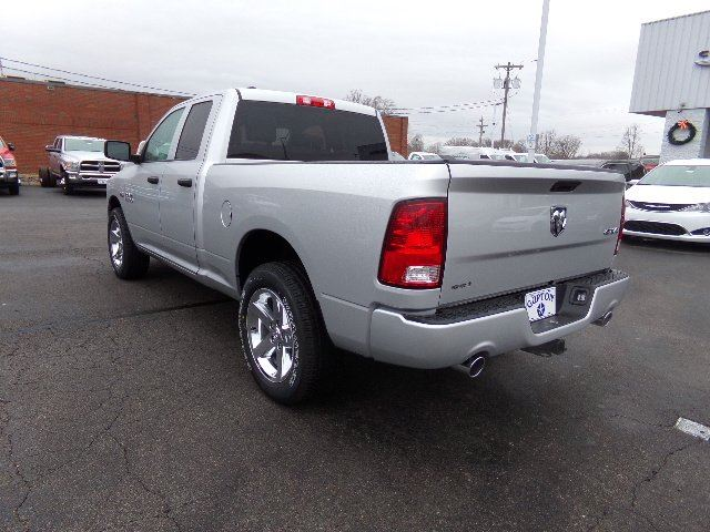 2018 Ram 1500 Quad Cab 4x4, Pickup #16497 - photo 2