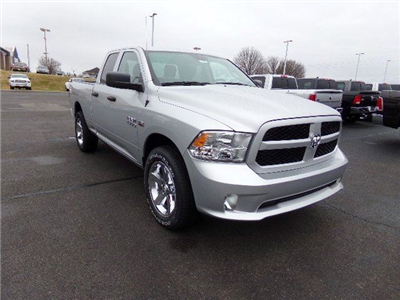 2018 Ram 1500 Quad Cab 4x4, Pickup #16497 - photo 4