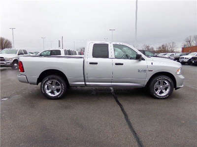2018 Ram 1500 Quad Cab 4x4, Pickup #16497 - photo 5