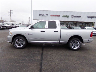 2018 Ram 1500 Quad Cab 4x4, Pickup #16497 - photo 8