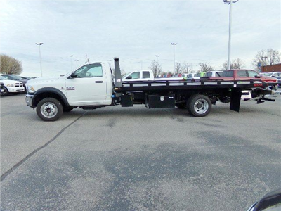2018 Ram 5500 Regular Cab DRW, Miller Industries Rollback Body #16520 - photo 8