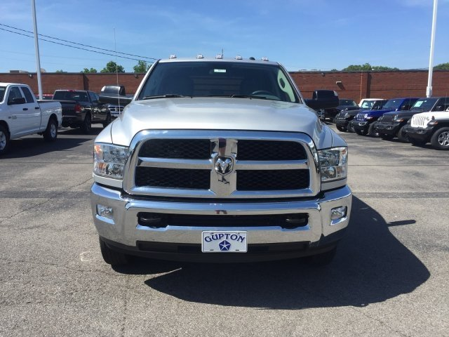 2018 Ram 3500 Crew Cab DRW 4x4,  CM Truck Beds RD Model Platform Body #16522 - photo 3