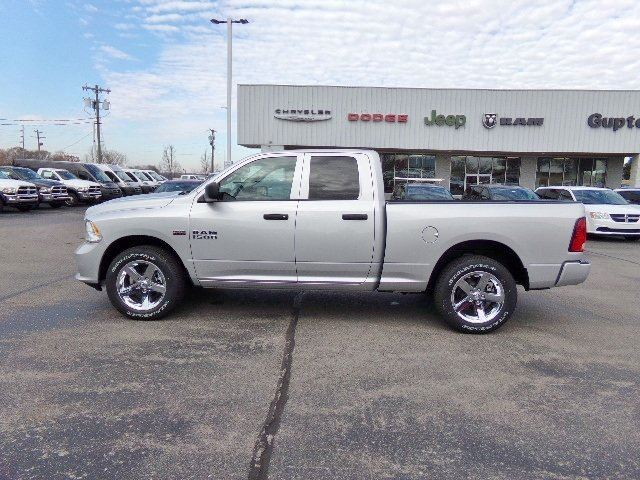 2018 Ram 1500 Quad Cab, Pickup #16527 - photo 8