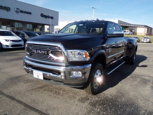 2018 Ram 3500 Crew Cab DRW 4x4,  Pickup #16536 - photo 1