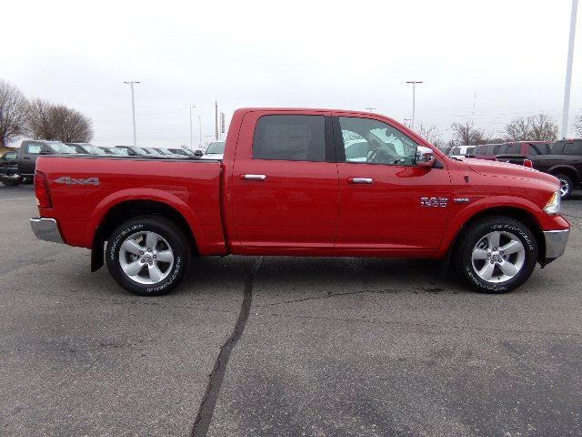 2018 Ram 1500 Crew Cab 4x4, Pickup #16579 - photo 5
