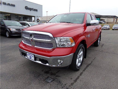 2018 Ram 1500 Crew Cab 4x4, Pickup #16579 - photo 1