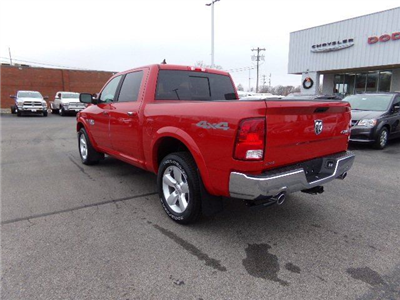2018 Ram 1500 Crew Cab 4x4, Pickup #16579 - photo 2
