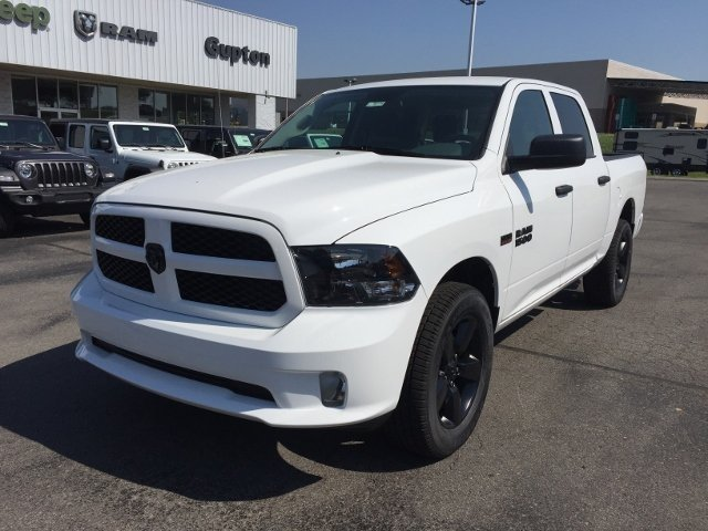 2018 Ram 1500 Crew Cab 4x4,  Pickup #16776 - photo 1