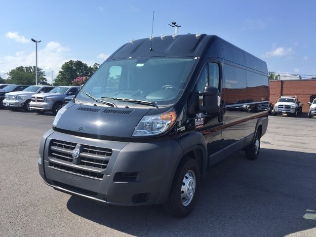 2018 ProMaster 3500 High Roof FWD,  Empty Cargo Van #16873 - photo 1