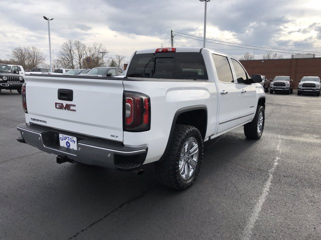 2018 GMC Sierra 1500 Crew Cab 4x4, Pickup #17755A - photo 1