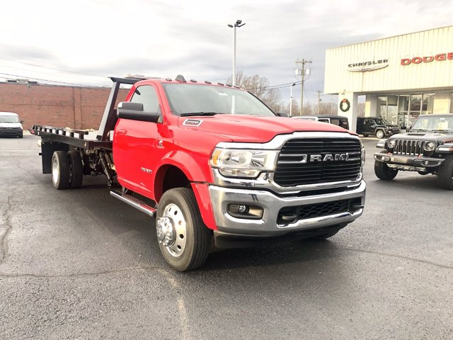 2020 Ram 5500 Regular Cab DRW 4x2, Kilar Fabrication Rollback Body #17789 - photo 1