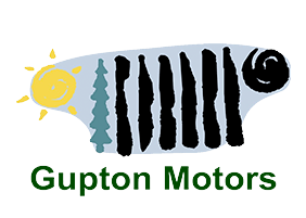 Gupton Motors logo