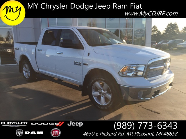 2018 Ram 1500 Crew Cab 4x4 Pickup #18045 - photo 1