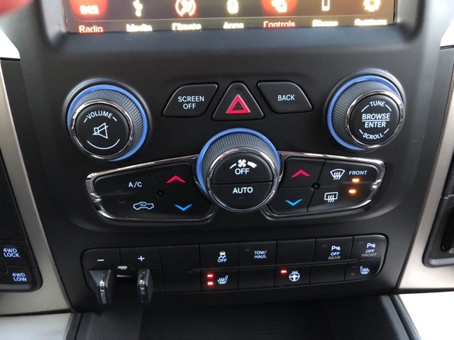 2018 Ram 1500 Crew Cab 4x4 Pickup #18078 - photo 18