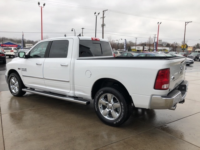 2018 Ram 1500 Crew Cab 4x4 Pickup #18083 - photo 6