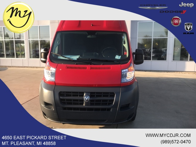 2018 ProMaster 2500 High Roof FWD,  Sortimo Upfitted Cargo Van #18188 - photo 4
