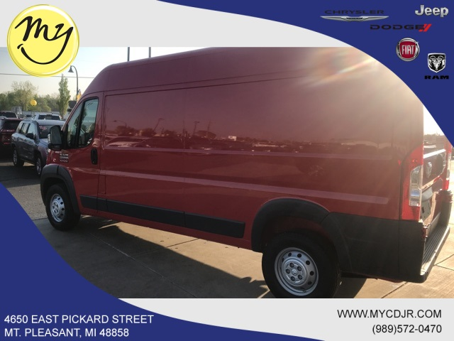 2018 ProMaster 2500 High Roof FWD,  Sortimo ProPaxx HVAC and Plumbing Upfitted Cargo Van #18188 - photo 7