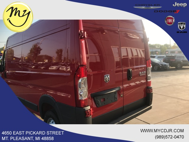 2018 ProMaster 2500 High Roof FWD,  Sortimo Upfitted Cargo Van #18188 - photo 8