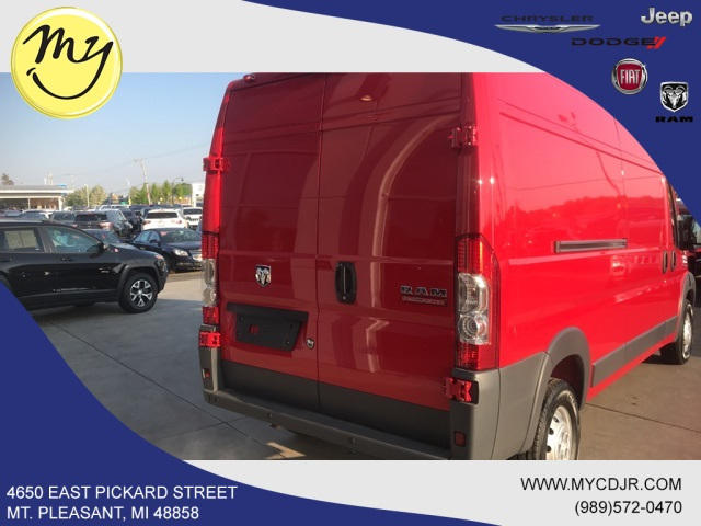 2018 ProMaster 2500 High Roof FWD,  Sortimo Upfitted Cargo Van #18188 - photo 9
