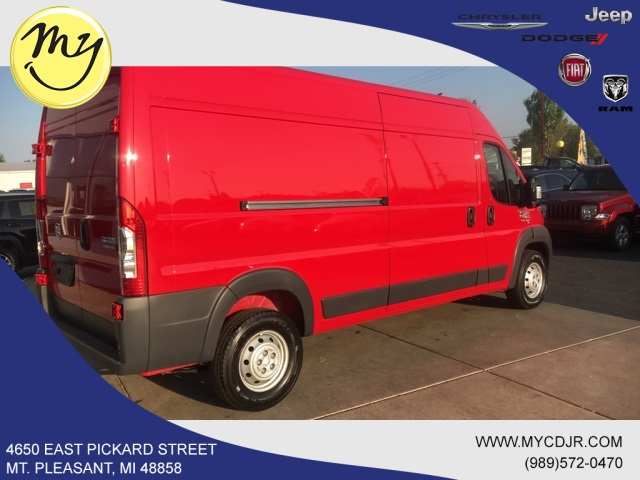 2018 ProMaster 2500 High Roof FWD,  Sortimo ProPaxx HVAC and Plumbing Upfitted Cargo Van #18188 - photo 10
