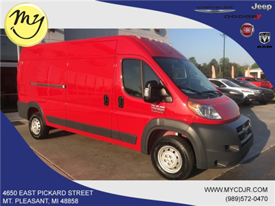 2018 ProMaster 2500 High Roof FWD,  Sortimo ProPaxx HVAC and Plumbing Upfitted Cargo Van #18188 - photo 1