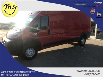 2018 ProMaster 2500 High Roof FWD,  Sortimo ProPaxx HVAC and Plumbing Upfitted Cargo Van #18188 - photo 5